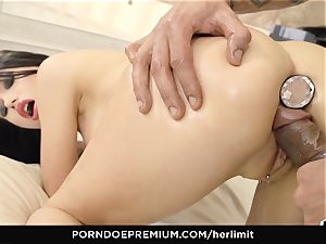 HER limit - harsh assfuck and face pulverize with Sasha Rose