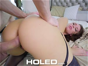 HOLED DEEP lengthy stroke lush culo rectal drilling