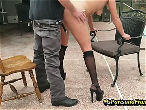 You Gotta enjoy it When Strippers jizm Over