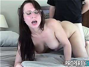 PropertySex Real Estate Agent Has ultra-kinky intercourse With customer