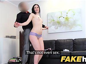 fake Agent warm lean undergarments model ravaged