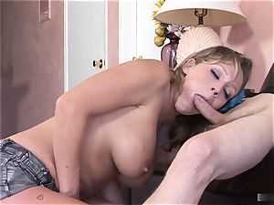 Nikki Sexx is just the right gal to call when you need a