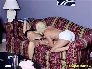 Ms Paris Rose in 2 nasty girls with playthings