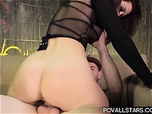 POVAllstars Jayden Jaymes Wants to blow and pounds!