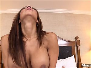 super-fucking-hot Latina first-timer mummy very first timer