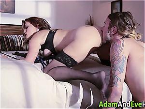 Krissy Lynn dominates her fucking partner