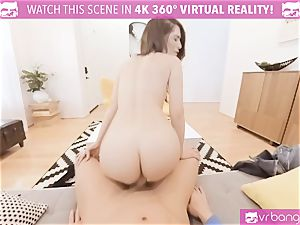 VR porn - JOSELINE KELLY MY SISTERS super-steamy mate penetrate