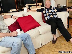 older dude jism first time Maximas Errectis