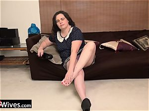 USAwives Mature Charlie Fox Fatty Solo have fun