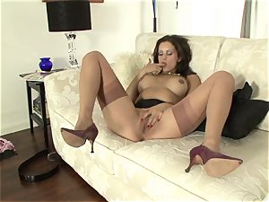 vintage cootchie getting off