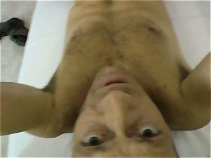 Rocco Siffredi fucks his cock into a cock-squeezing pussied stunner