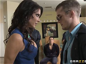 Criminals wifey Jessica Jaymes pounded by a scorching cop