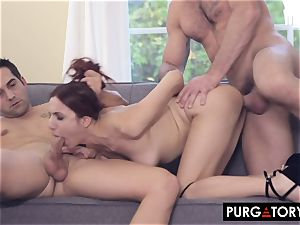 PURGATORYX fantasy duo Part trio with April Snow