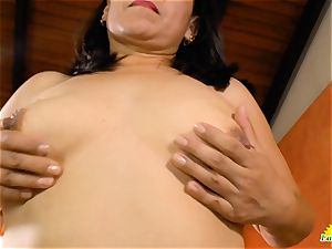 LatinChili stellar globes of Anabella cootchie frolicking