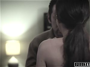 unspoiled TABOO college Counselor Takes Advantage of nubile