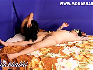 Mona Bhabhi Getting Seduced By Her husband Indian fashion