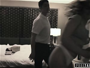 pure TABOO Tricking Momma's dude StepBro into poking!