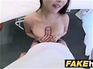 faux medical center rod hungry oriental French chick