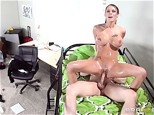 college babe Peta Jensen makes sure she remains in school